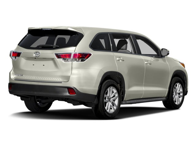 2016 Toyota Highlander LE Plus - Toyota dealer serving ...